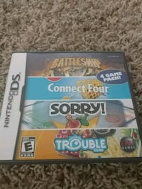 Nintendo ds 4 game pack