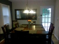 Dining Room Table with 8 Chairs Silver Spring, 20906