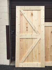 Barn Door - Standard Size Rockville, 20852