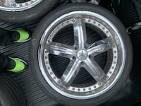 "20"" Mercedes Benz rims Severn, 21144"