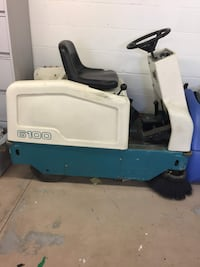 Riding Sweeper for Parking lots or floors good condition.