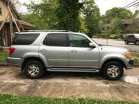 Toyota - Sequoia - 2001 Atlanta, 30310