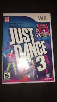 Just dance 3 for wii Calgary, T2B 2E4
