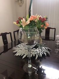 Extremely tall wine glass New (thick rim) Las Vegas, 89129
