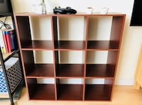 9 cubic organizer. In great condition. Self pickup.  New York, 10019