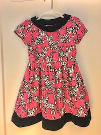 Girl fall dresses in size 4T