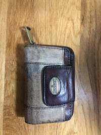 FOSSIL (used) wallet