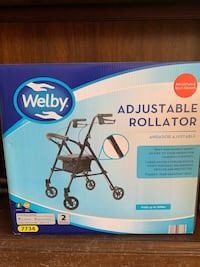 Adjustable rollator Palatine, 60067