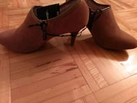 Brown Ankle Boots Size 7 Waterloo, N2L 6E4