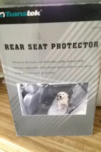 Rear seat protector new in box for messy kids or pets Guntersville, 35976