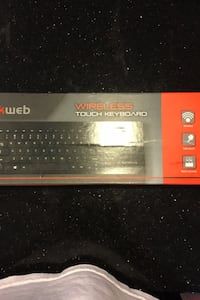 Brand New Wireless Keyboard!!