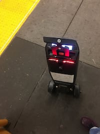 Electric portable scootet New York