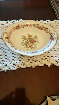 Antique Serving Bowl Limoges