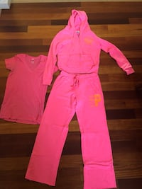 Victoria's Secret Pink 3 piece outfit size medium Shelby Township, 48315