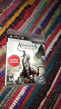 Assassin's Creed 3 PS3 Kentwood, 49508
