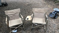 2- Lewis and Clark outdoors chairs 59 mi
