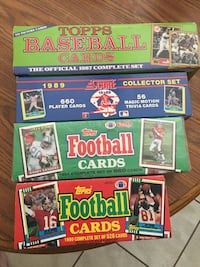 Baseball and football cards North Olmsted, 44070