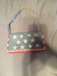 Flag design purse