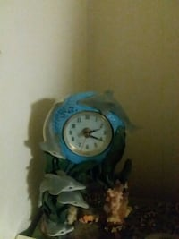 blue and white analog clock Coos Bay, 97420