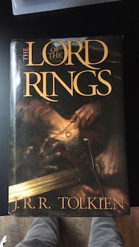 The Lord of the Rings book by JJ. R. R. Tolkien White Rock, V4B 2A6