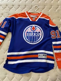 Oilers Paajarvi team signed jersey