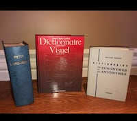 FRENCH DICTIONARIES & OTHER Richmond Hill
