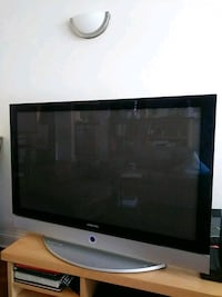 SAMSUNG black and gray flat screen TV New York, 10033