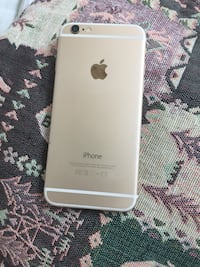 Gold unlocked iPhone 6 64gb  Mississauga, L5B