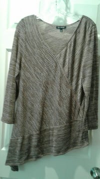 Brown Long Max Edition Sweater Top sz XL Las Vegas, 89129