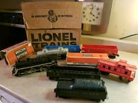 Vintage Lionel Train Set Niagara Falls