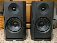 Bowers and Wilkins DM302 Bookshelf Speakers Greencastle, 17225