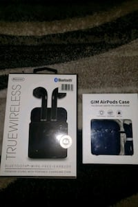 Brand New like Airpods with extra brand new silicone storage  case Omaha, 68137