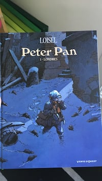 BD - Peter Pan - Volume 1 Noisy-le-Sec, 93130