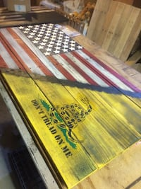 Rustic Wooden Flags  Pawling, 12564
