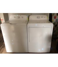 white washer and dryer set Lexington, 40511
