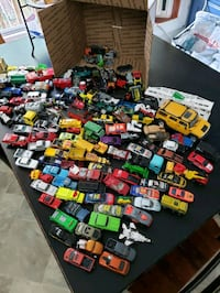 box full of Matchbox cars trucks (10 pounds) Alexandria, 22308