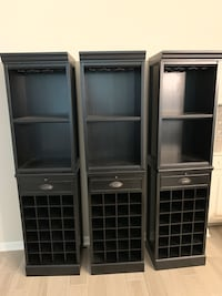 Wine hutch..  only a single left, top and bottom Wesley Chapel, 33543