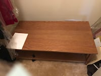 Matching Coffee table and sofa table  Ellicott City, 21043