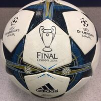 OFFICIAL CHAMPIONS LEAGUE BALL LISABON 2014 FIFA ARRPOVED SIZE 5 Alexandria