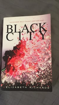 Black City by Elizabeth Richards Pullman, 99163