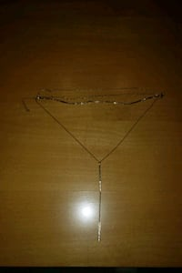 Choker / long necklace fashion jewelry