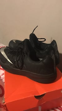 black Nike basketball low top shoes  Cabot, 72023
