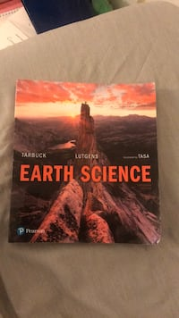 Earth Science textbook 15th edition
