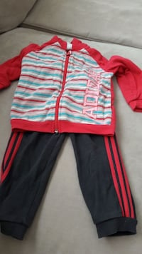 Adidas jogge dress str 86 Skien, 3733