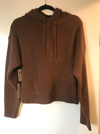 Aritzia Babaton Cashmere Hoodie Size Small