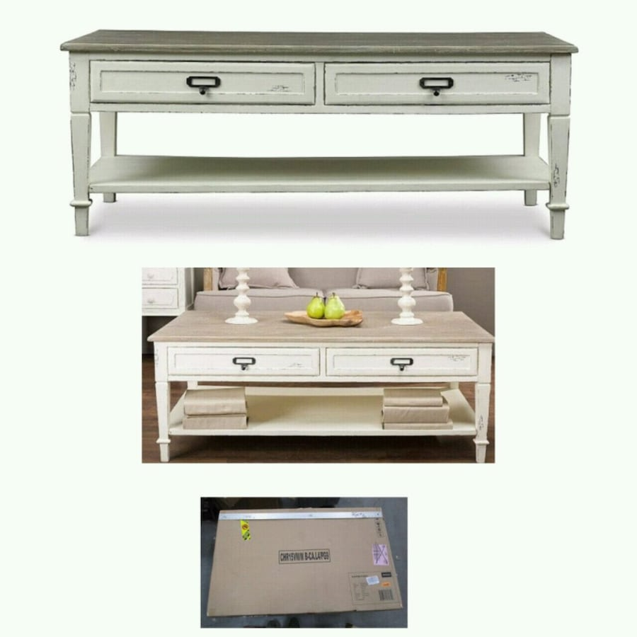 Dauphine Coffee Table - Delivery