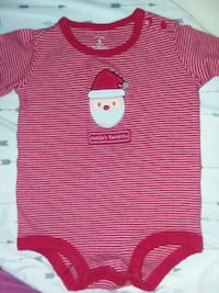 6 Month , Long Sleeve Santa's Favorite Shirt Hagerstown, 21740
