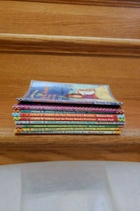 Junie B. Jones book 1-9 Hamilton