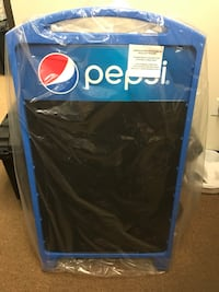 Pepsi Bi-fold Chalkboard  Houston, 77090