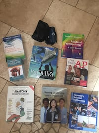 Nursing textbooks and Accessories Thames Centre, N0L 1G3